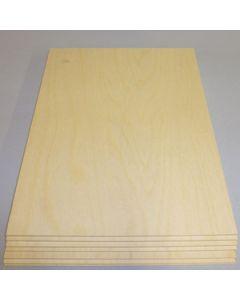 3 mm Sperrholz Birke Zuschnitt