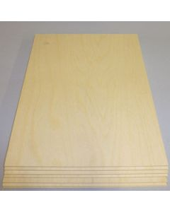 5 mm Sperrholz Birke Zuschnitt