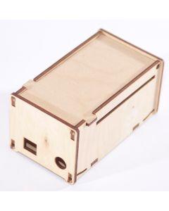 Holz-Gehäuse für Arduino Mega mit Shield