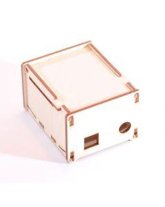 Holz-Gehäuse für Arduino Uno und Duemilanove mit Shield
