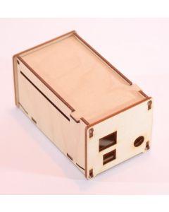 Holz-Gehäuse für Arduino Mega mit Ethernet-Shield