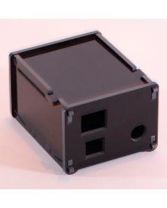 hochstabiles POM-Gehäuse für Arduino Uno und Duemilanove mit Ethernet-Shield