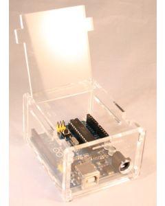 Plexiglas-Gehäuse für Arduino Uno und Duemilanove mit Shield