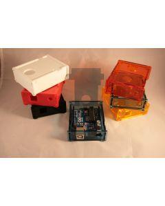Plexiglas-Gehäuse für Arduino Uno und Duemilanove