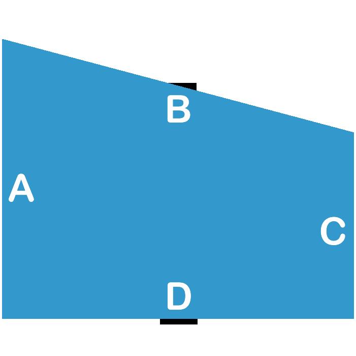 Quadrilateral (Actual Formula)