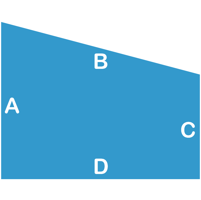 Quadrilateral (Actual Formula)